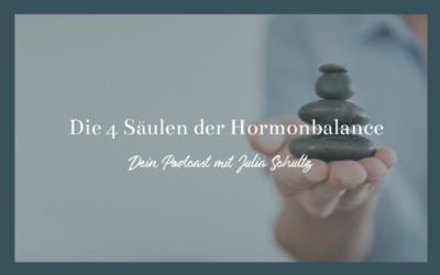 #47 Podcast – Die 4 Säulen der Hormonbalance
